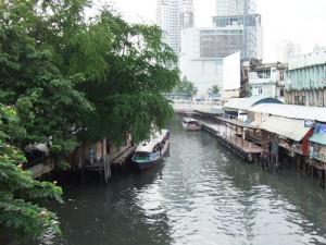 バンコクのセンセープ運河