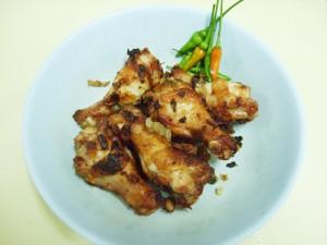タイの料理 フライドチキン