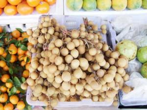 タイの果物 リュウガン