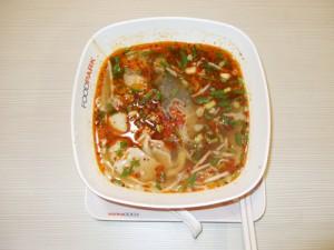 タイの料理 クイティアオ