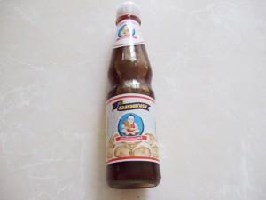 タイの調味料 オイスターソース