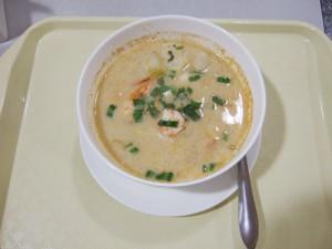 トムヤンクンはタイ料理の代表だ