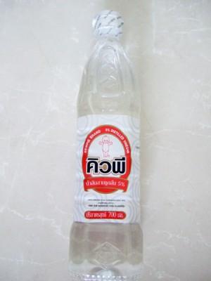 タイの調味料 キューピーブランド酢