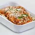 スパゲッティ チキン ボロネーゼ/エアアジア