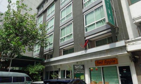 ナントラ スクンビット39 ホテル