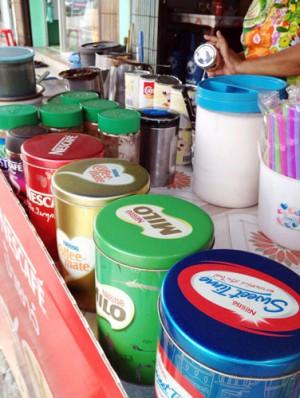 タイのミルクティー