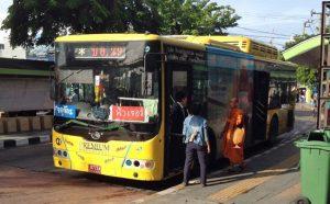 タイランド-都バス