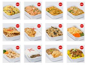 タイエアアジア機内食