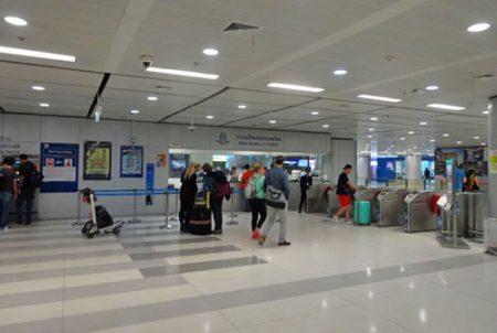 スワンナプーム国際空港駅