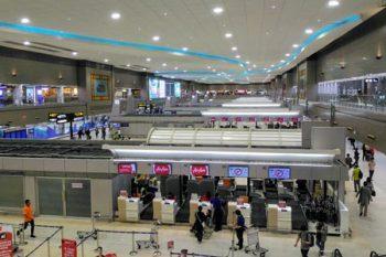 「ドンムアン空港」国内線第2ターミナル